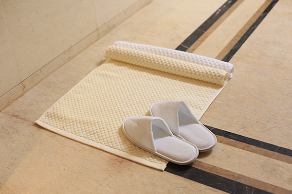 Factory wholesale non-slip bathroom floor bath mat