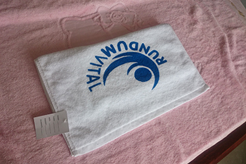 Best price printed 100% cotton face towel