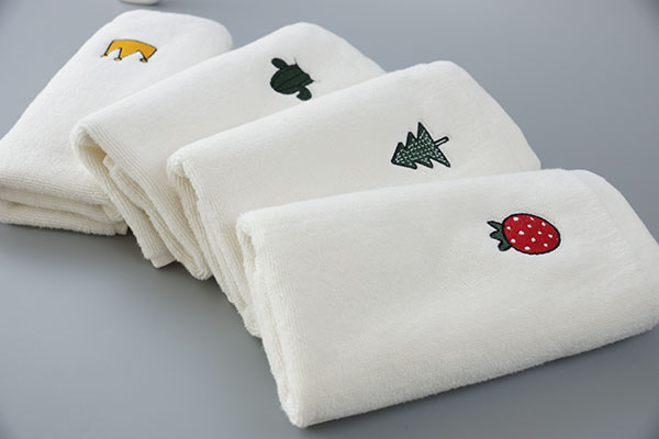 Towel manufacturer gift towel, custom embroidery cotton towels