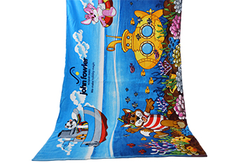 Custom beach towel 100 cotton terry,print your own beach towels