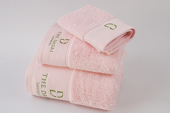 Towel set 3 pieces, luxury thick cotton hotel bath towel sets