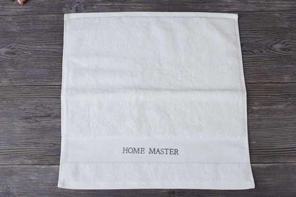 Direct Factory Wholesale 100 cotton hotel face towel custom logo