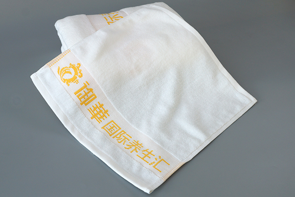 Luxury Hotel Face Towel 35*35cm Absorbent Small Towel