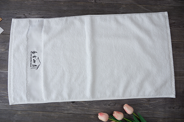 New Style Dobby Hand Towel Safe Bleach Hotel use