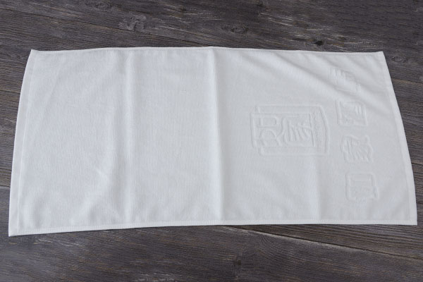 Factory direct sale wholesale hand towel 100% cotton hotel towel