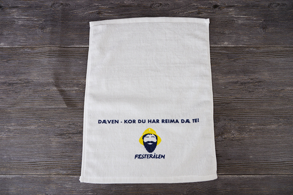 Wholesale Towel with Print Logo 100% Cotton Gift Hand Towel