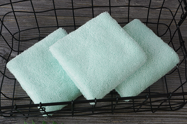 Luxury Plain Dyed Towel Gift Set 100% Cotton Face Towel