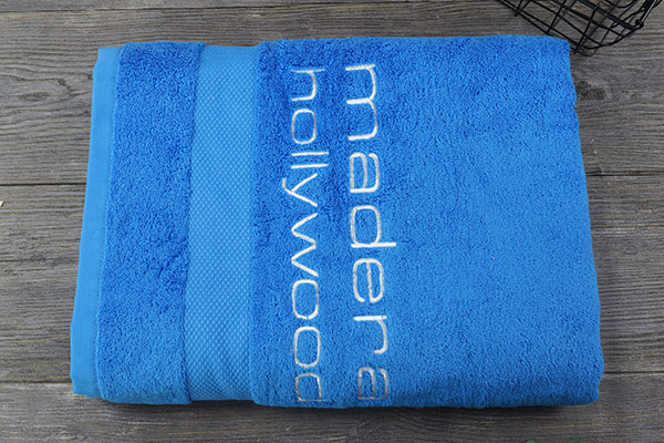 High Quality Wholesale Dobby 100% Cotton Face Bath Towels