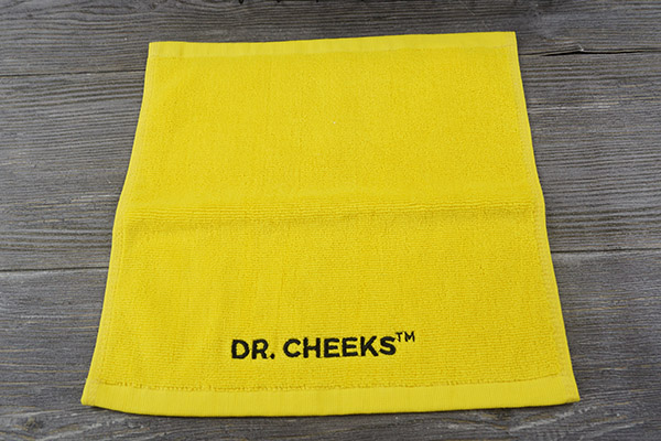 Cheap Personalized Plain Dyed 100% Cotton 32*32cm 50g Face Towel