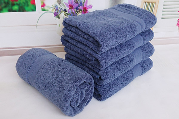 China factory 100% cotton towel custom bath towel