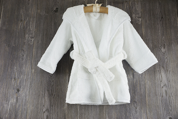 High Quality Comfortable Luxury Unisex Baby Bathrobe