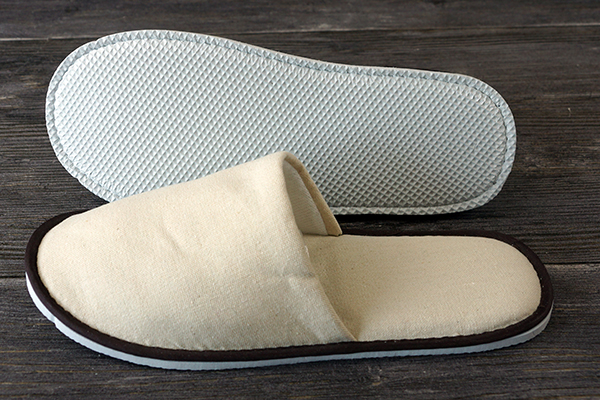 Custom Disposable Washable Durable Hotel Bathroom Slipper