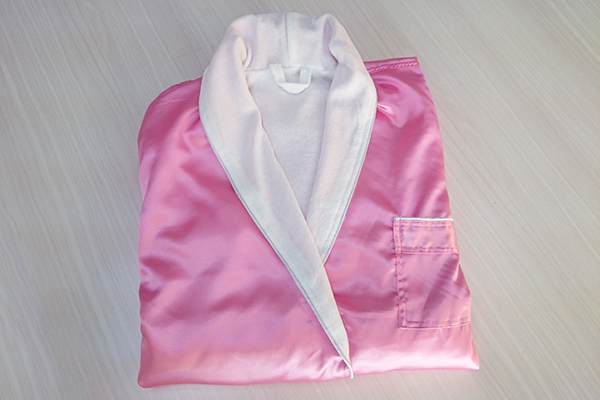 Super Soft Cotton Wholesale Gift Silk Bathrobe Luxury