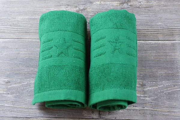 Soft 100% cotton sports sweat army absorbent adult towel